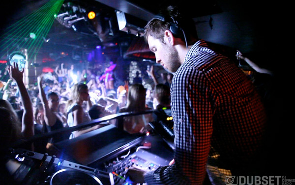 Calvin Harris plays Lavo NYC on July 28, 2011