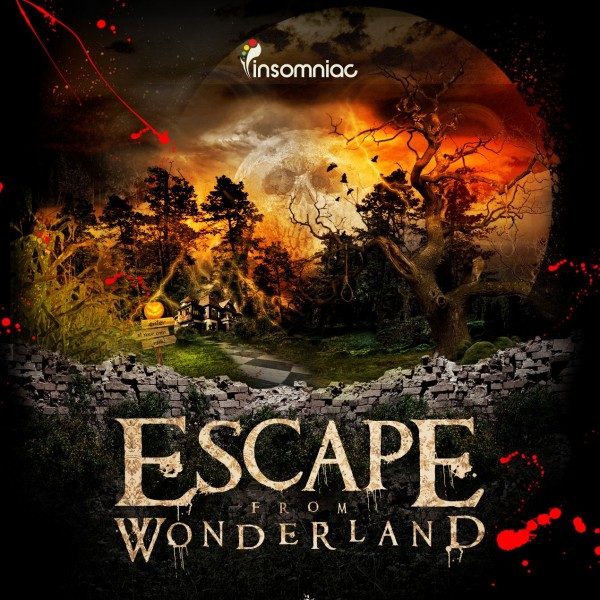 Escape From Wonderland Flyer