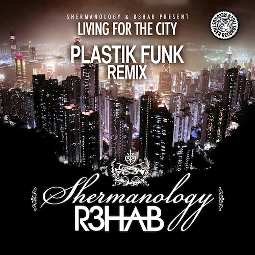 Living 4 The City (Plastik Funk Remix) ICanGiveYouHouse.com