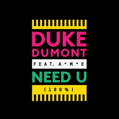 Duke Dumont - Need U (100%) (Official Video) - ICanGiveYouHouse.Com