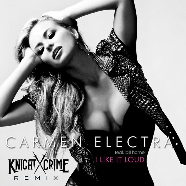 carmen electra cover art