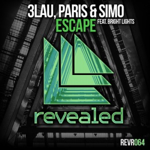 3lau, paris & simo (feat. bright lights) - Escape (ICanGiveYouHouse.com)