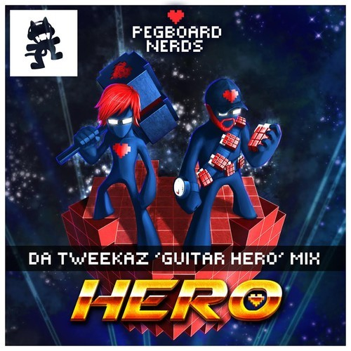 Pegboard Nerds - Hero (Da Tweekaz 'Guitar Hero' Mix) (www.ICanGiveYouHouse.com)