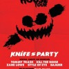 Knife Party Haunted House Tour Vs. Skrillex Spooky Tings