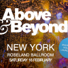 Above & Beyond Coming to Roseland Ballroom in NYC