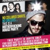 Party with Krewella and the Stafford Brothers tonight at a private house party in LA!