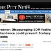 Pitt News' Brett Dresner Wants To Eliminate EDM Culture