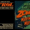Zomboy and MUST DIE! invade CONTROL at the AVALON